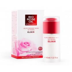 Eliksyras Bio Rose Oil of Bulgaria 45ml